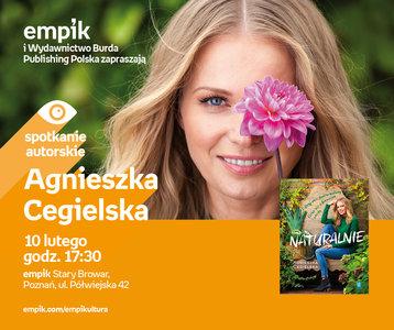 Agnieszka Cegielska | Empik Stary Browar
