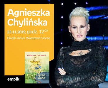 Agnieszka Chylińska | Empik Junior / scena