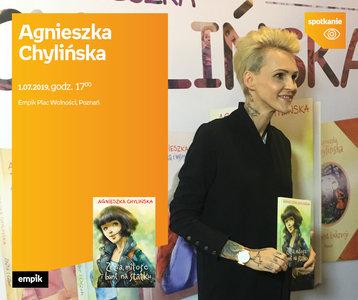 Agnieszka Chylińska   Empik Plac Wolności