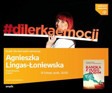 Agnieszka Lingas-Łoniewska | Empik Bonarka