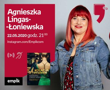 Agnieszka Lingas-Łoniewska - Przedpremiera
