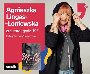 Agnieszka Lingas-Łoniewska – Przedpremiera   Wirtualne Targi Książki