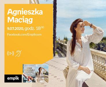 Agnieszka Maciąg - Premiera online