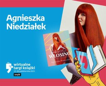 Agnieszka Niedziałek (Na piękne włosy) – PREMIERA – Rozwój | Wirtualne Targi Książki