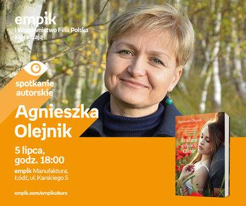 Agnieszka Olejnik | Empik Manufaktura