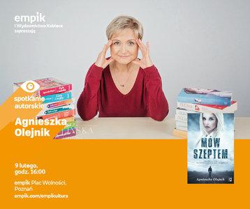 Agnieszka Olejnik | Empik Plac Wolności