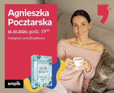 Agnieszka Pocztarska – Spotkanie | Wirtualne Targi Książki