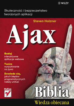 ajax for dummies holzner steve