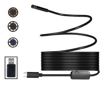 AK252B ENDOSKOP KAMERA INSPEKCYJNA USB-C ANDROID-Opticum