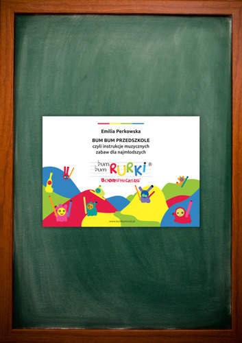 Akson, książka z zabawami Przedszkole - Akson