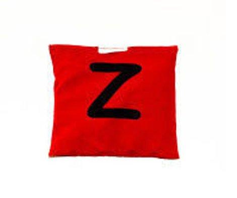 Akson, Woreczek gimnastyczny szkolny z literą Z czerwony - Akson