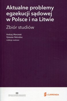 Aktualne problemy egzekucji sądowej w Polsce i na Litwie. Zbiór studiów-Marciniak Andrzej
