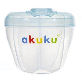 Akuku, Pojemnik na mleko w proszku, Niebieski-Akuku