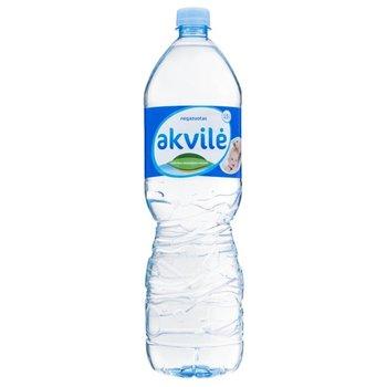 Akvile, Naturalna woda alkaiczna niegazowana, 1,5 l-Akvile