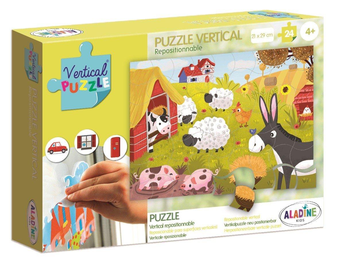 Aladine, puzzle wertykalne Farma - Aladine