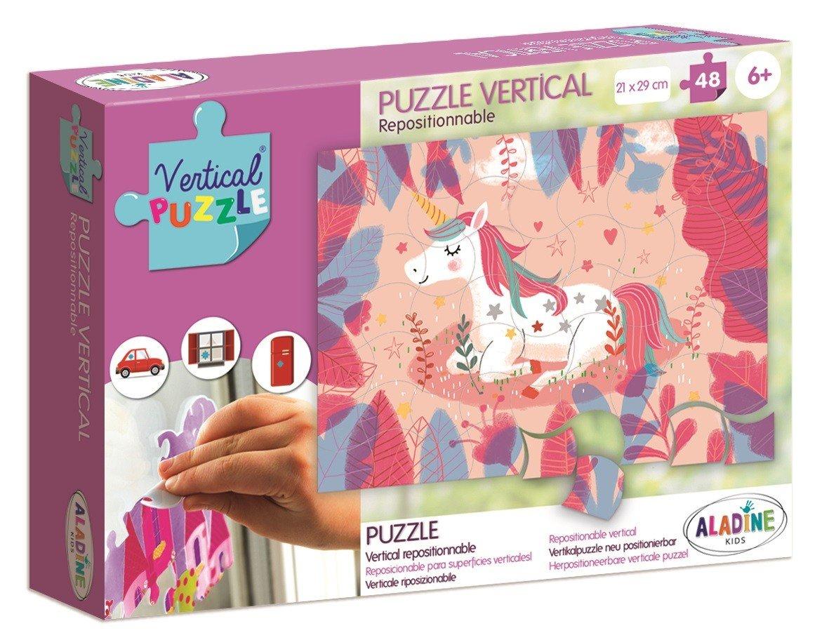 Aladine, puzzle wertykalne Jednorożec - Aladine