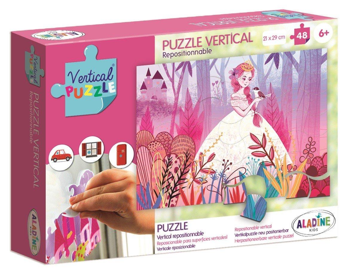 Aladine, puzzle wertykalne Księżniczka - Aladine