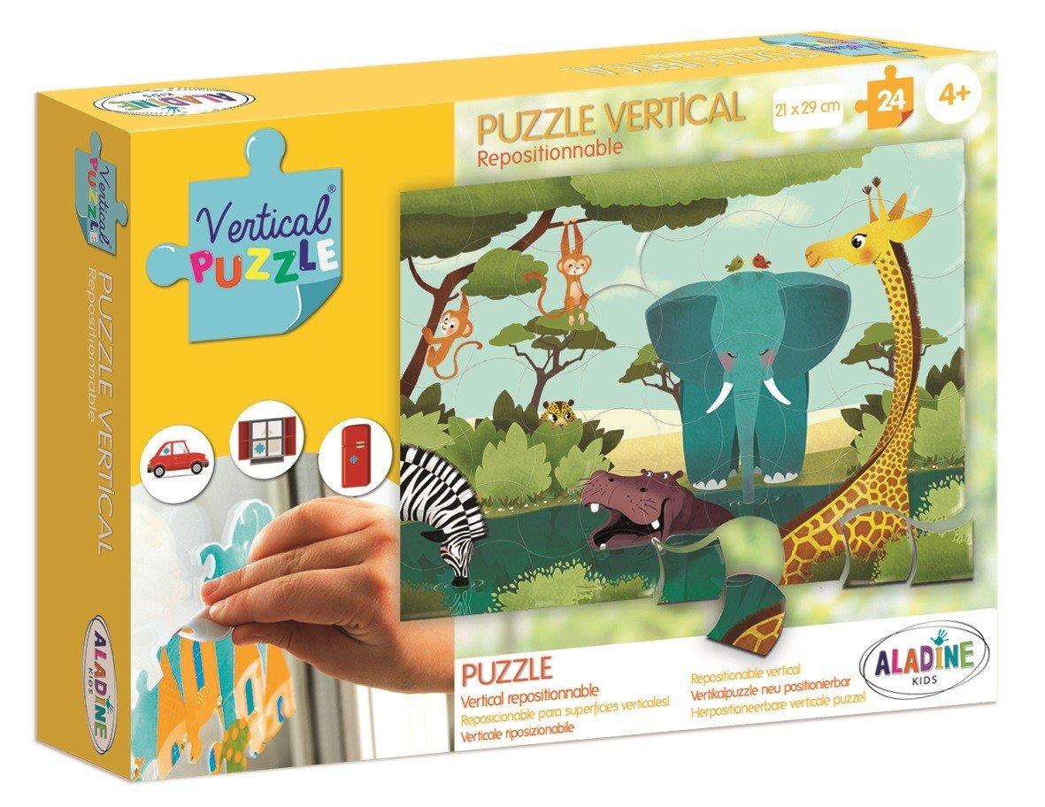 Aladine, puzzle wertykalne Sawanna - Aladine