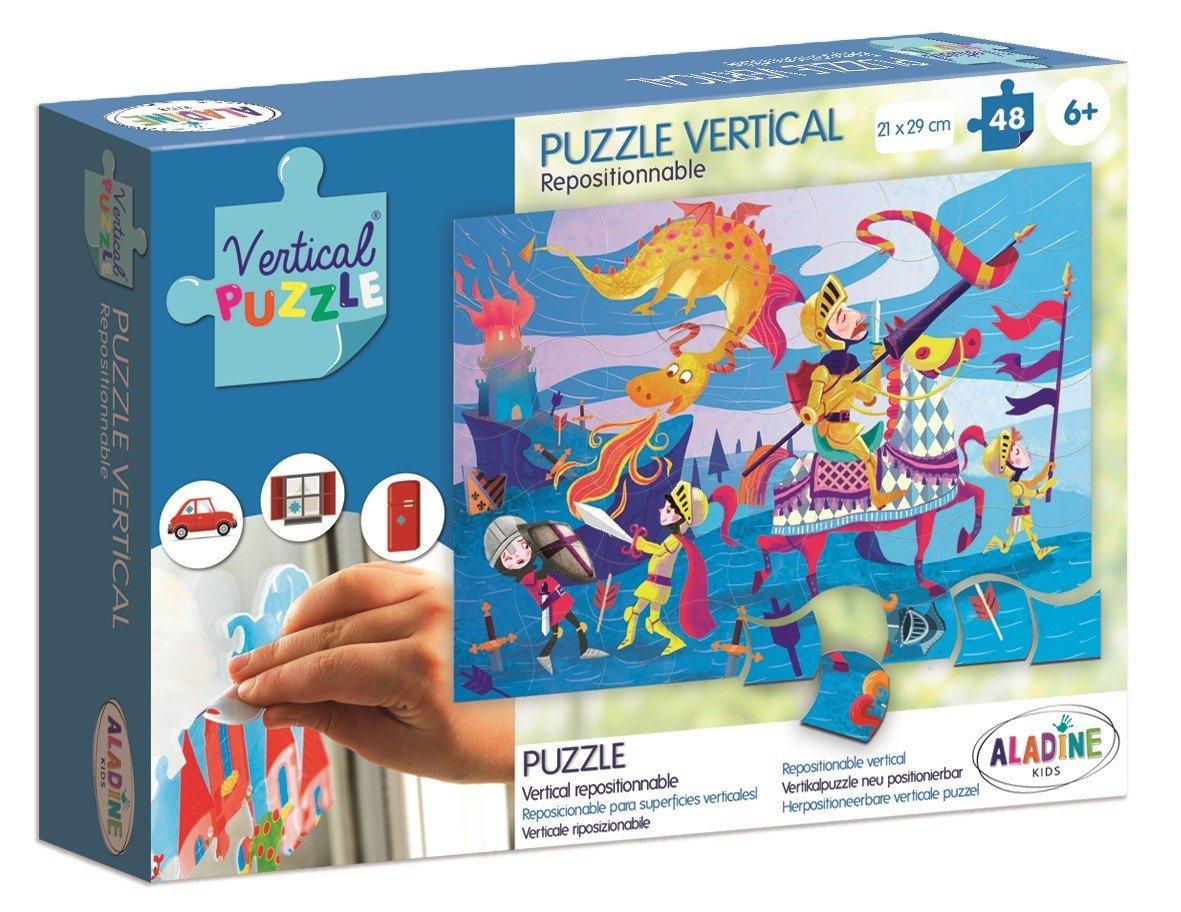 Aladine, puzzle wertykalne Smok - Aladine