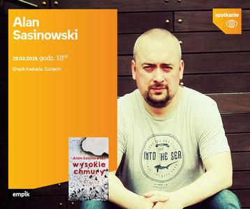 Alan Sasinowski | Empik Kaskada