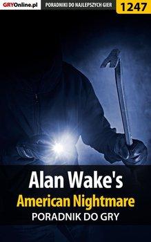 Alan Wake's American Nightmare - poradnik do gry-Zamęcki Przemysław g40st