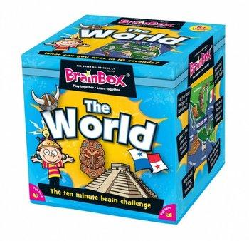 Albi, gra logiczna BrainBox: World-Albi