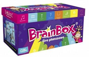 Albi, gra planszowa BrainBox