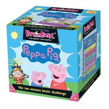 Albi, Świnka Peppa, gra logiczna BrainBox: Peppa-Albi