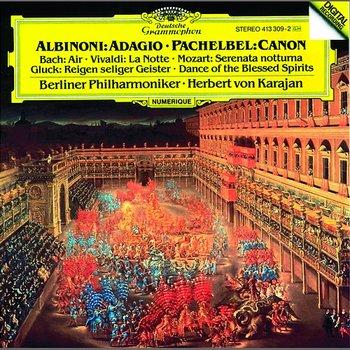 Albinoni: Adagio in G minor / Pachelbel: Canon-Berliner Philharmoniker, Herbert Von Karajan