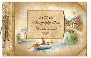 "Album Fotograficzny "" Beautiful Memories"" By the lake.. 25x16 cm-MST Toys"