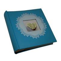 Album na 200 zdjęć 10x15 cm, niebieski