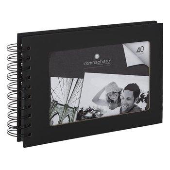 Album na zdjęcia ATMOSPHERA, czarny, 80 zdjęć-Atmosphera