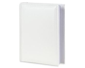 Album na zdjęcia skórzany, biały, 200 zdjęć, 20x25 cm-Empik Foto