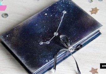 Album ze znakiem zodiaku – kosmicznainspiracjadiy