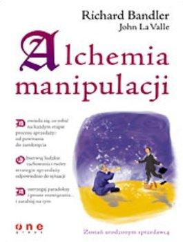 Alchemia manipulacji-Bandler Richard