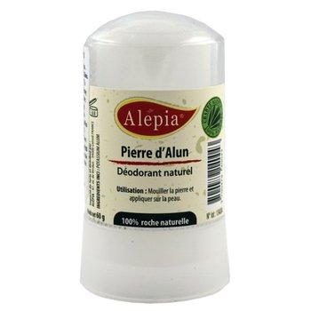 Alepia, ałun naturalny, 60 g-Alepia