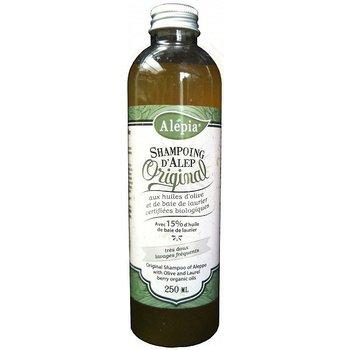 Alepia, Orginal, szampon alep 15%, 250 ml-Alepia