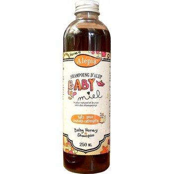 Alepia, Orginal, szampon alep babymiel, 250 ml-Alepia