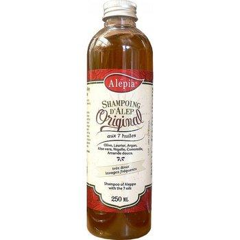 Alepia, Orginal, szampon alep z 7 olejami, 250 ml-Alepia