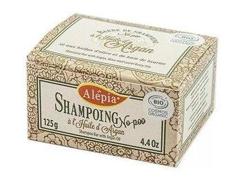 Alepia, szampon w kostce z olejem arganowym, 125 g-Alepia