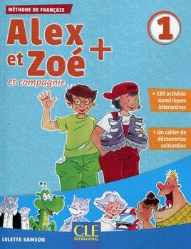 Alex et Zoe plus 1 Podręcznik + CD-Samson Colette