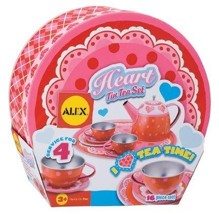 Alex Toys, zabawka edukacyjna Alex, zestaw do herbaty - Alex