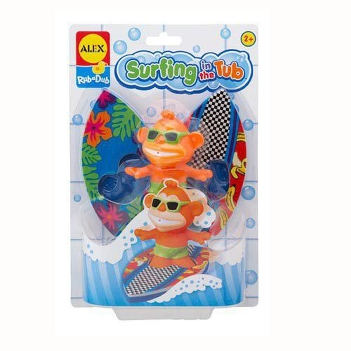 Alex, zabawka do kąpieli Surfer do kąpieli - Alex