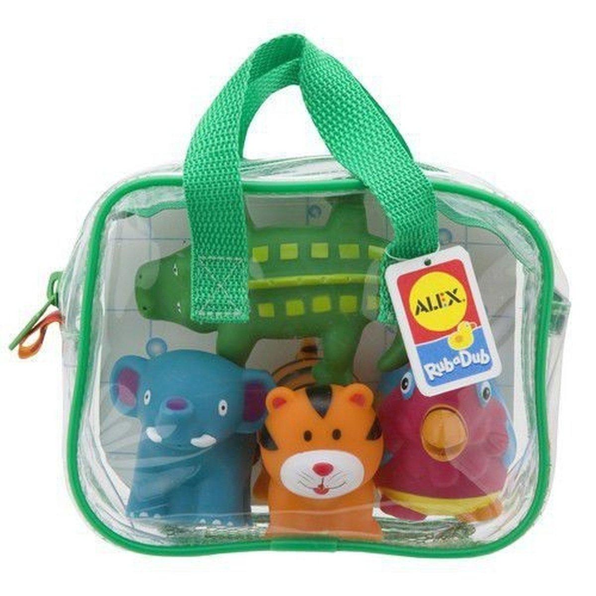 Alex, zabawki do kąpieli Dżungla - Alex