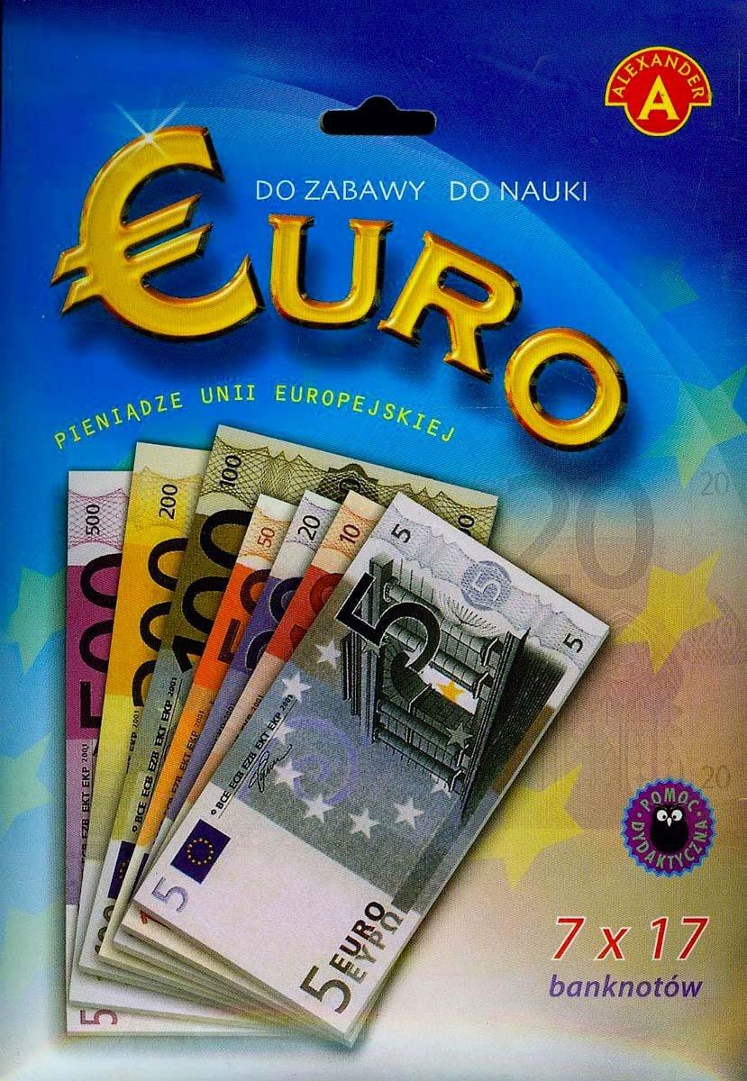 Alexander, banknoty Euro - Alexander
