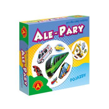 Alexander, gra karciana Ale pary - pojazdy-Alexander