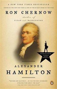 Alexander Hamilton-Chernow Ron
