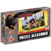 Alexander, Jak wytresować smoka 2, puzzle