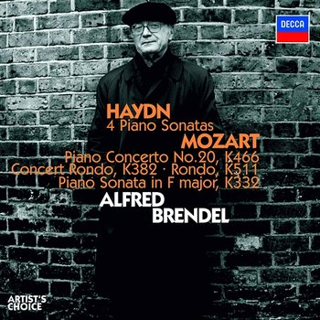 Mozart: Fantasia in D Minor, K.397 - Alfred Brendel