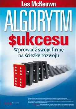 Algorytm sukcesu. Wprowadź swoją firmę na ścieżkę rozwoju                      (ebook)